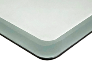 Стекло матовое. Толщина: 6, 8, 10, 12 мм